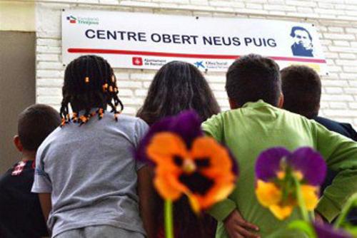 Col·laboració amb el projecte per infants del Centre Obert Neus Puig