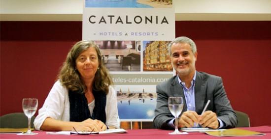 Catalonia Hotels & Resorts proporcionarà allotjament a famílies durant l'hospitalització dels seus membres