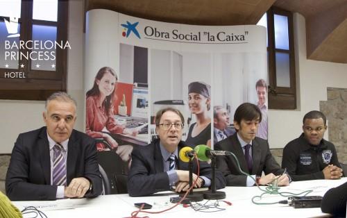 L'Hotel Barcelona Princess incorpora 81 persones a la plantilla en 3 anys amb el Pla Incorpora de l'Obra Social de la Caixa