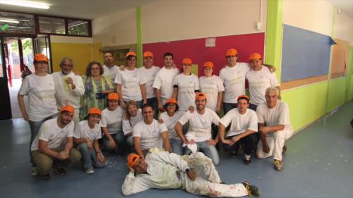 La Setmana Mundial del Voluntariat al Hilton Diagonal Mar Barcelona