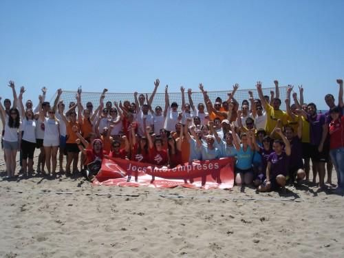 Inter-Hotel Games: competició solidària entre els hotels de Barcelona