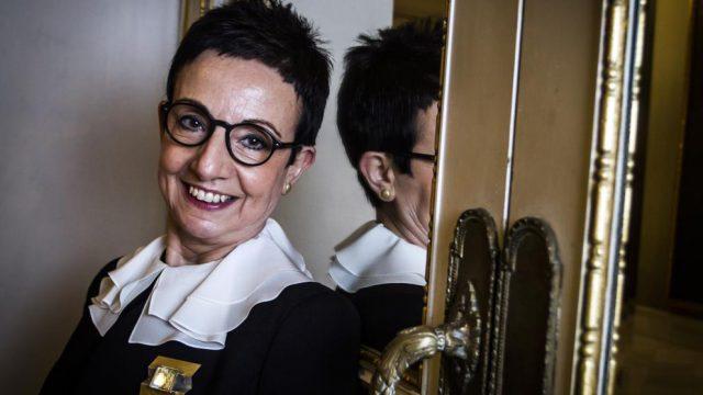 "Carme Ruscalleda, de l'Hotel Mandarin Oriental, Barcelona, amadrina la campanya ""Restaurants contra la gana"""