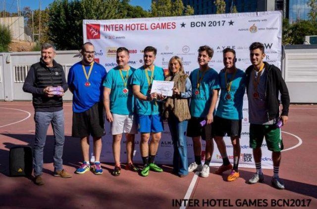 3ª Edició dels Inter-Hotel-Games Barcelona