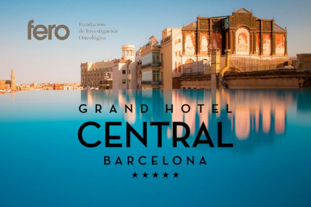 Grand Hotel Central i la Fundació Fero, contra el càncer de pell