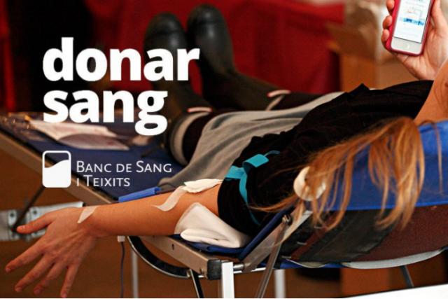 Crowne Plaza Barcelona – Fira Center col·labora amb el Banc de Sang i Teixits