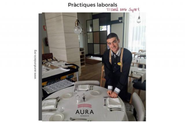 Golden Tulip Barcelona col·labora amb la Fundació Aura