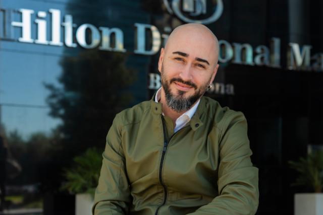 Hilton Diagonal Mar Barcelona estrenarà un nou concepte gastronòmic de la mà d'Artur Martínez