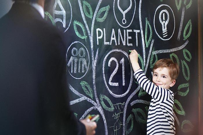 'Planet 21', el programa d'Accor Hotels per cuidar el medi ambient
