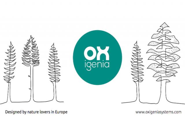 Oxygenia, la tecnologia inspirada en la naturalesa