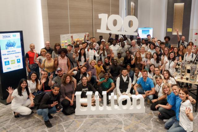 """Hilton Diagonal Mar organitza el Fòrum """"100 anys, 100 oportunitats"""""""