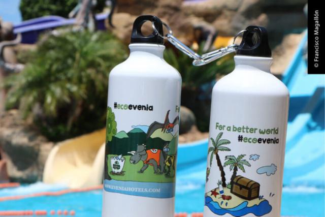 EcoEvenia, la marca sostenible d'Evenia Hotels