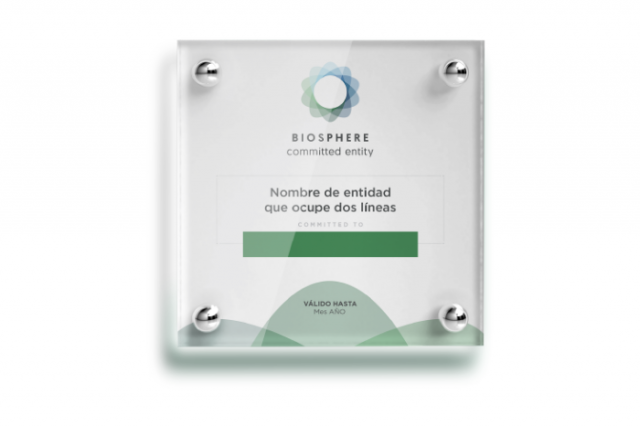 Compromís per a la Sostenibilitat Turística Barcelona Biosphere