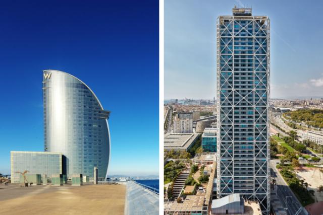 L'Hotel Arts Barcelona i el W Barcelona donen suport a la restauració de la ciutat amb descomptes directes en la seva factura final